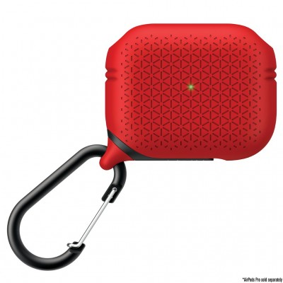 Case Catalyst Waterproof PREMIUM for Apple AirPods PRO - RED - CATAPDPROTEXRED
