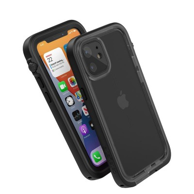 Case Catalyst Waterproof Total Protection for iPhone 12 mini 5.4 - BLACK - CATIPHO12BLKS