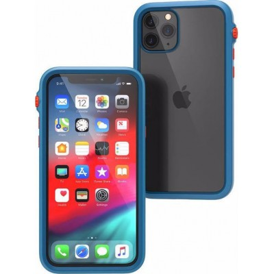 Case Catalyst Impact Protection Drop,Shockproof SLIM for iPhone 11 Pro - BLUE - CATDRPH11TBFCS