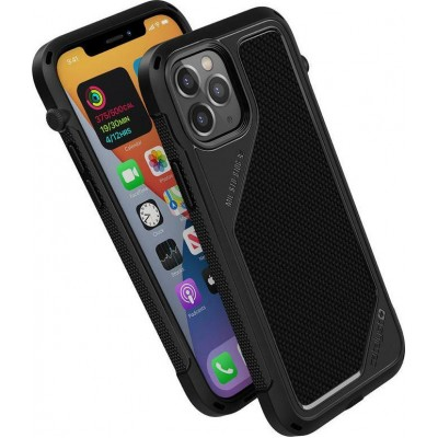 Case Catalyst Vibe IMPACT Protection for APPLE iPhone 12, 12 PRO 6.1 - BLACK - CATVIBE12BLKM