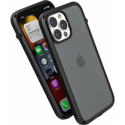 Case Catalyst Influence Protection for APPLE iPhone 13 PRO MAX 6.7 - BLACK - CATDRPH13BLKL