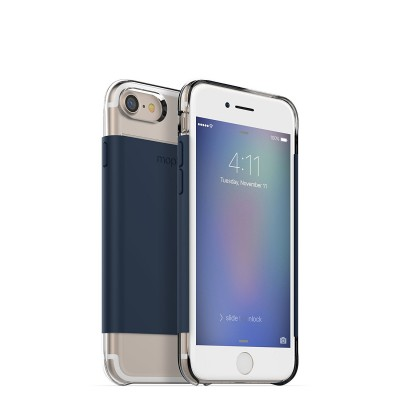 Case Mophie Base Wrap ULTRA THIN for iPhone 7 - NAVY - 3686_BC-WRP-IP7-NVY