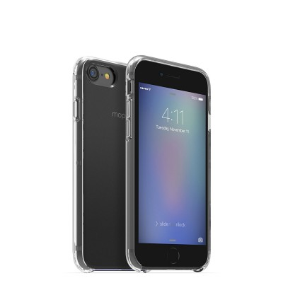 Case Mophie Base ULTRA THIN Case Hold Force for iPhone 7 - BLACK - 3814_BC-GRD-IP7-BLK