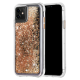 Θήκη Case-mate Coque Glitter Waterfall series για Apple iPhone 11 - ΧΡΥΣΟ - CM-CM039360