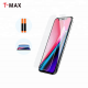 T-MAX UV GLASS Γυαλί προστασίας Case Friendly Fullcover 3D FULL CURVED 0.3MM για Αpple iPhone X,XS,11 PRO 5.8 - ΔΙΑΦΑΝΟ