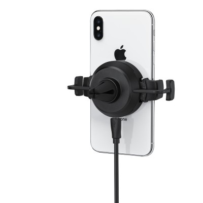 Mophie Wireless Charging Car mount Qi universal for SMARTPHONES - BLACK - 419901473
