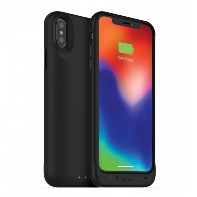 Case Mophie juice pack air for APPLE iPhone X - 1.720mAh - BLACK - MP-401002005