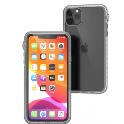 Case Catalyst Impact Protection Drop,Shockproof SLIM for iPhone 11 Pro - CLEAR - CATDRPH11CLRS