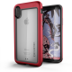 ΘΗΚΗ GHOSTEK Atomic Slim Rugged για Apple iPhone X,XS - KOKKINO - GHOCAS653