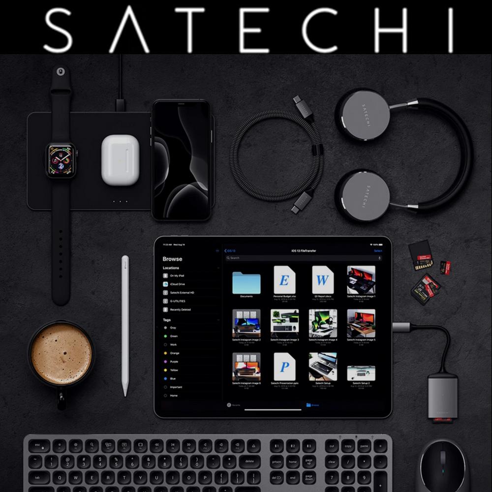 SATECHI Premium accessories!