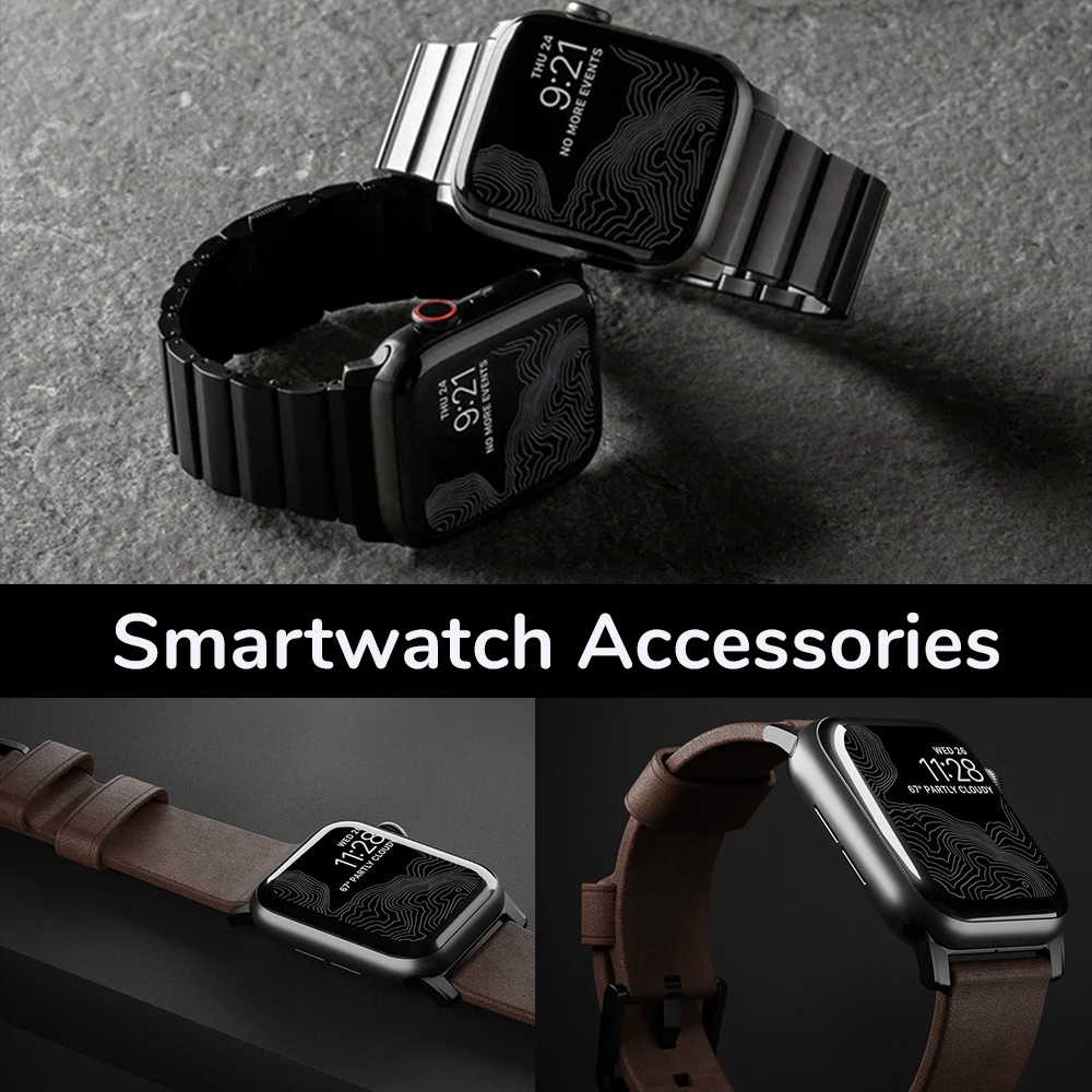 NOMAD APPLE WATCH BAND!