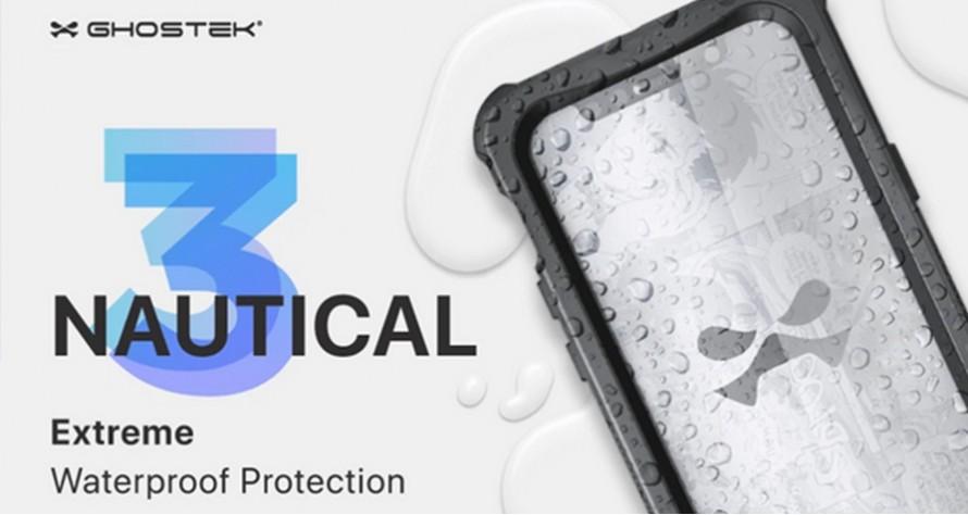 GHOSTEK Waterproof protection!