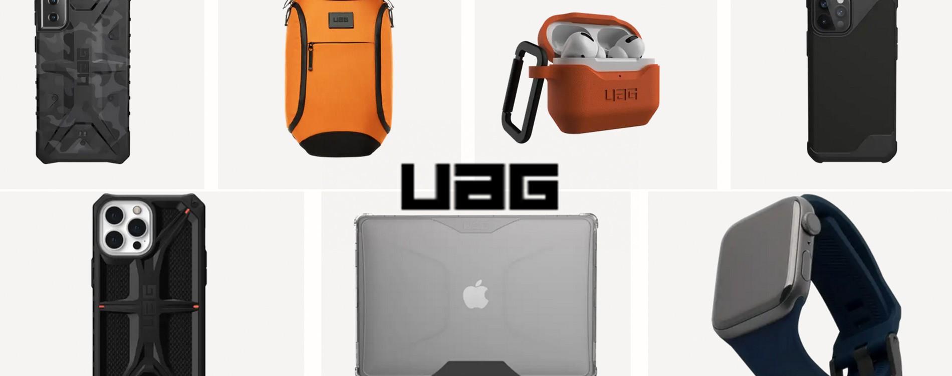 UAG Top quality protection!