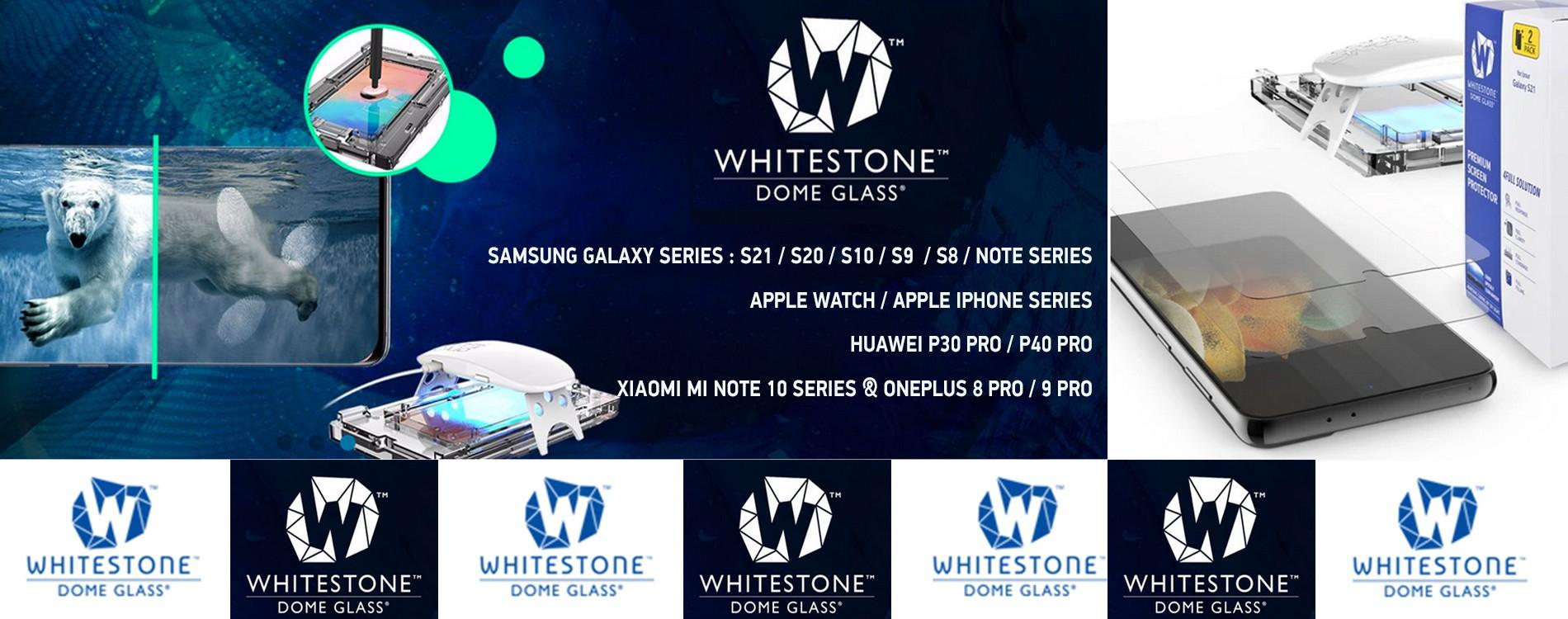 WHITESTONE DOME UV 3D LED GLASS KIT!